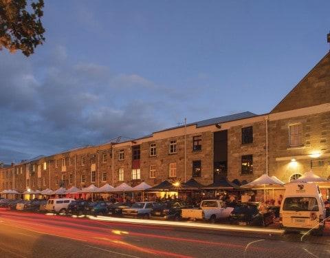 Salamanca Jaunts – a Tasmanian icon
